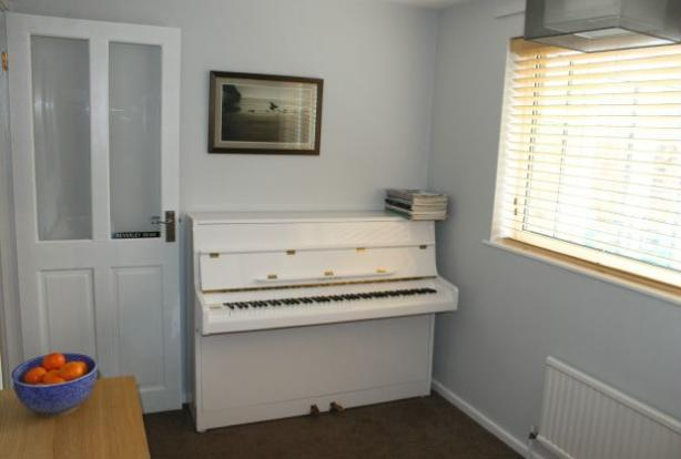 Family Room/Study/Ground Floor Bedroom