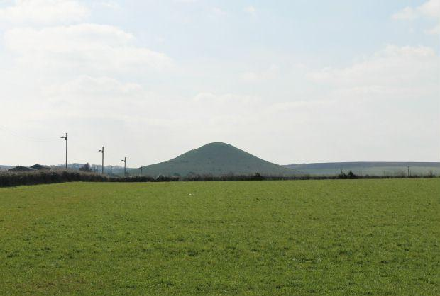 View of Freebrough Hill