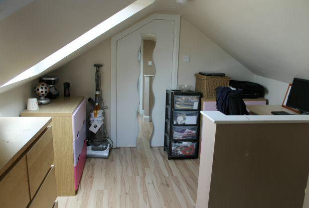 Loft Room/Occasional Bedroom