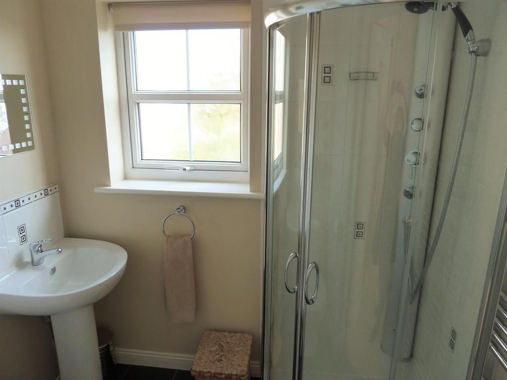 Bedroom two Ensuite Shower room