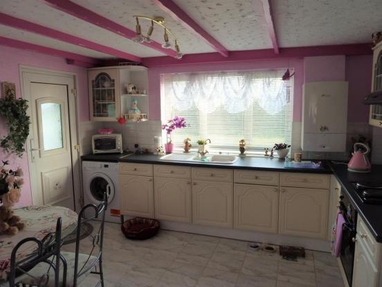 Firs Cottage Kitchen