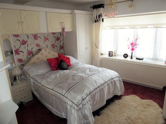 Firs Cottage Bedroom