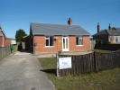 Detached Bungalow in Low Road, Croft, PE24