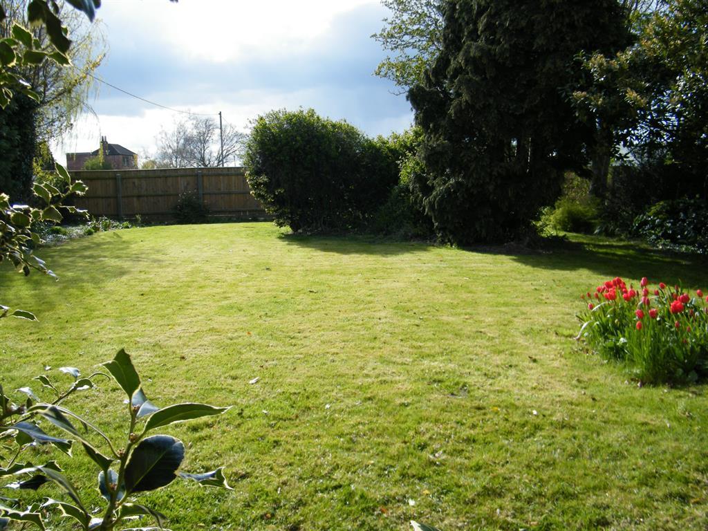 Rushton House Garden