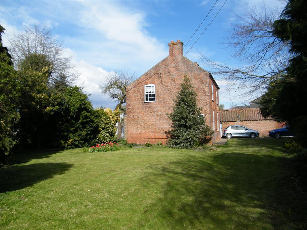Rushton House side