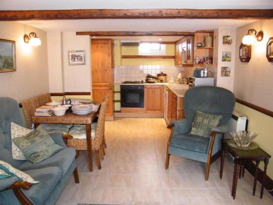 Sitting/Dining Room & Kitchen 1