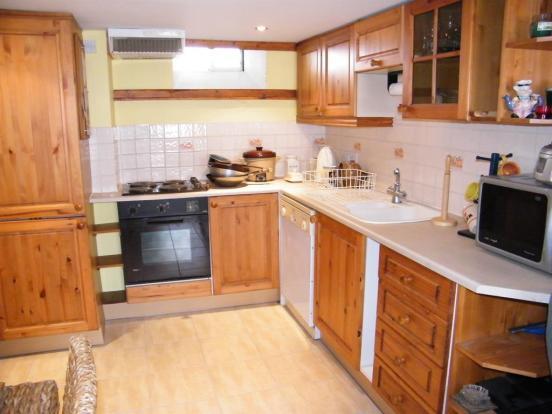 Sitting/Dining Room & Kitchen 2