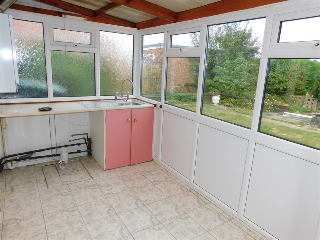 Utility Porch