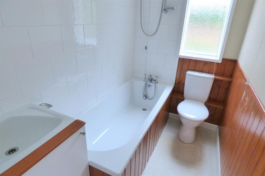 The Bungalow Bathroom