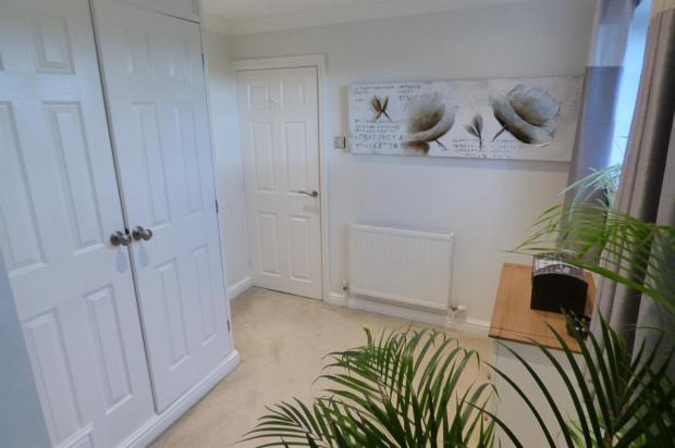 Master Bedroom - entrance