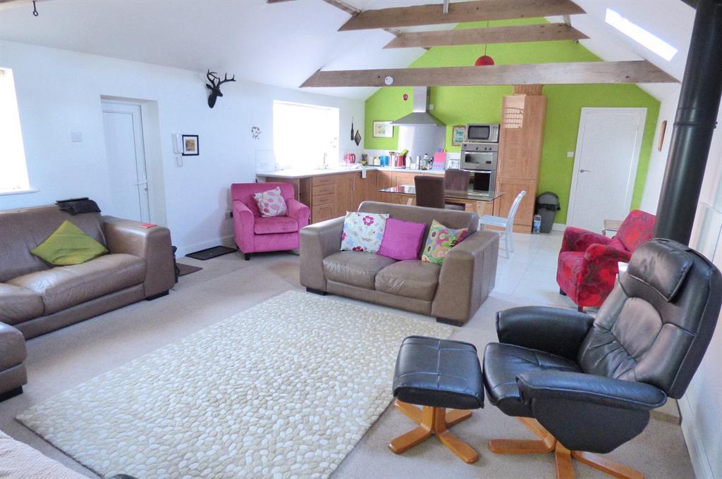 Cottage Living Kitchen