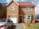 Detached home in Owmby Close, Immingham...