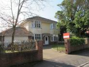 Detached home in St Albans Avenue...