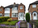 semi detached home in Barrows Lane, Sheldon...