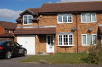 3 bed semi detached house in Laburnum Road, Winnersh...