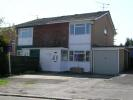 3 bed semi detached home in Tilburys Close, Bordon...
