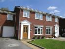 Terraced house for sale in Waterside Close, Bordon...