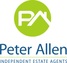 Peter Allen Independent Estate Agents, Hythe logo