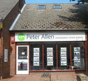 Peter Allen Independent Estate Agents, Hythebranch details
