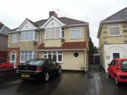 3 bed semi detached home in Greenmoor Rd, Nuneaton...