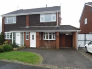 semi detached home in Purcell Avenue, Nuneaton...