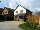 4 bed Detached house in Elm Gardens, North Weald...