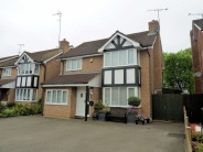 4 bedroom Detached house in Peregrine Road...
