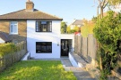 2 bed semi detached home for sale in Shaftesbury Road, Epping...