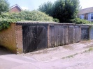 Garage in Pelly Court, Epping...