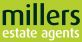 Millers Estate Agents, Epping logo