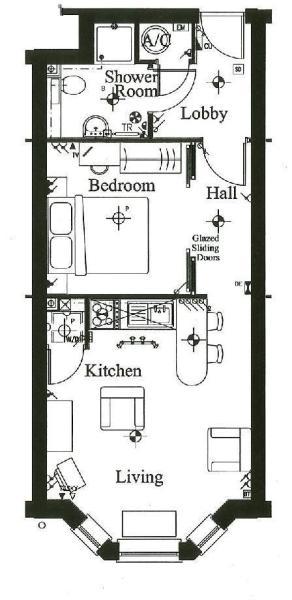 3 Regis Gate Floor P