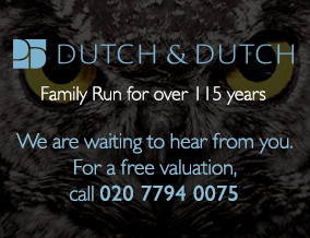 Get brand editions for Dutch & Dutch, West Hampstead