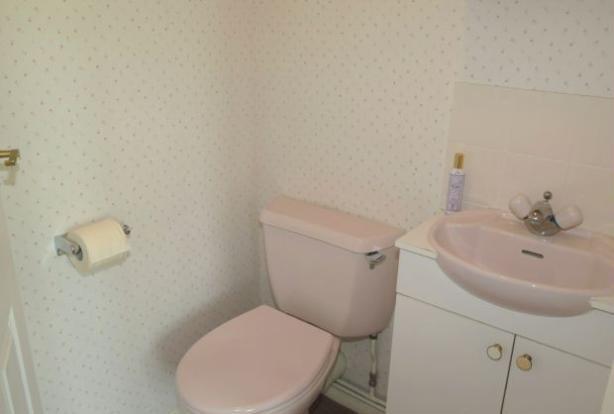 Ensuite Cloakroom