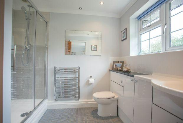 Ensuite Shower Room