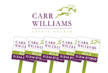 Carr Williams, Ascot