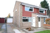 2 bed semi detached home in Corona Drive, Hull, HU8