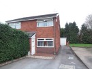 2 bed semi detached home for sale in Cae Gabriel, Penycae...