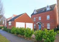 4 bedroom Detached property for sale in Mendip Way, Stevenage...