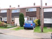 Terraced house for sale in Burydale, STEVENAGE...