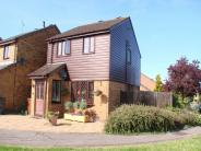 3 bedroom Detached property for sale in Uplands, STEVENAGE...