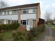 3 bedroom End of Terrace house in Keats Way, HITCHIN...