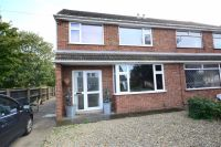 3 bed semi detached house for sale in Anglesey Drive, Immingham