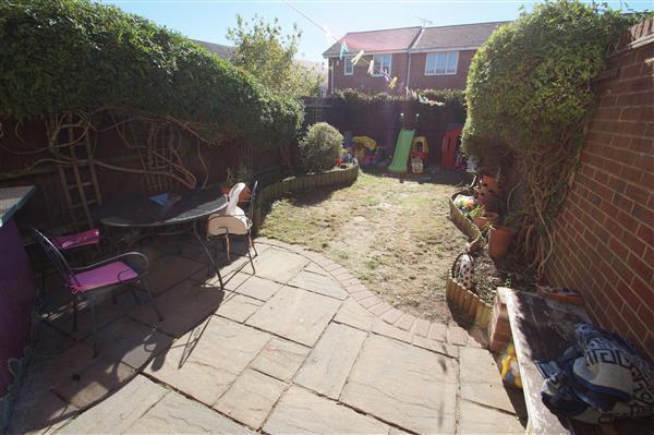 Rear /Side Garden