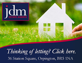 Get brand editions for jdm, Petts Wood - Lettings