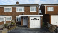 3 bedroom semi detached home in Mungo Park Way...