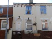 Terraced property in South Road, Gorleston...