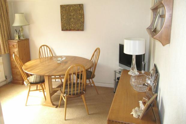 BEDROOM 2 (CURRENTLY DINING ROOM)