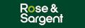 Rose & Sargent, Rugby