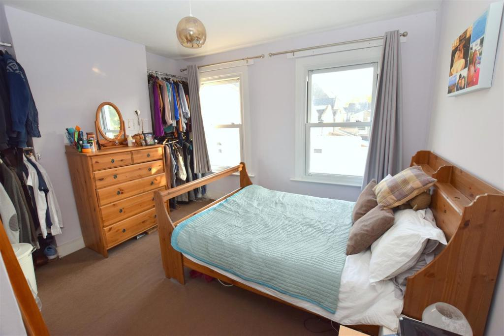 Bedroom one (L-shape