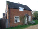 Terraced property to rent in Leighton Street, Woburn...
